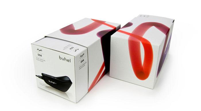 电子产品形象包装外观设计