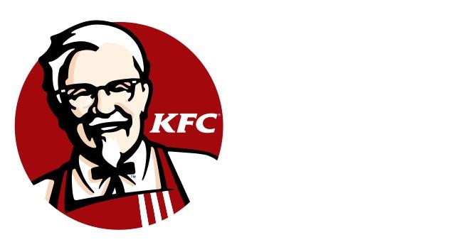 肯德基(Kentucky Fried Chicken, KFC)全球总部设在美国肯塔基州的路易斯维尔市,是世界上最大的鸡肉餐饮连锁店,1952年由创始人山德士先生(Colonel Harland Sanders)创建,全球最大的餐饮集团百胜餐饮集团拥有该品牌。肯德基标识自从1952年正式面世以来,历经五代,以山德士上校形象设计的肯德基标志,已成为世界上最出色、最易识别的品牌之一。