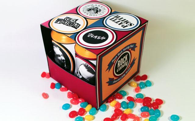 20款国外精致创意的糖果包装