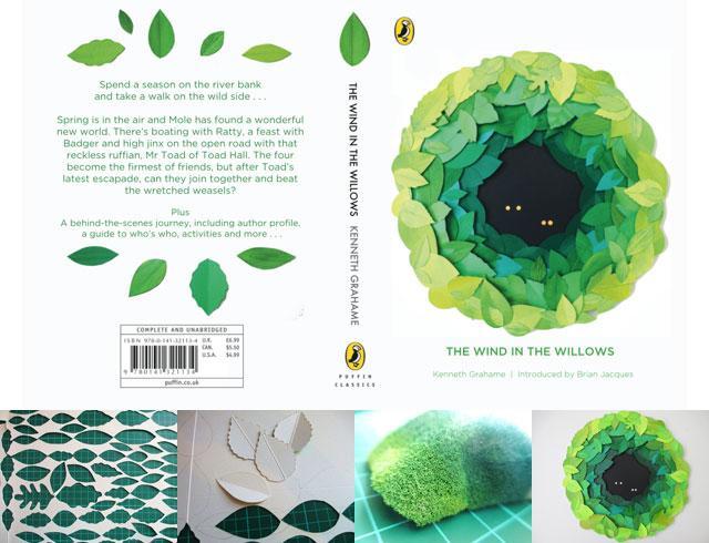 国外创意书籍设计,画册设计